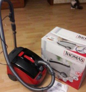 Новый моющий пылесос Tomas twin helper aquafilter