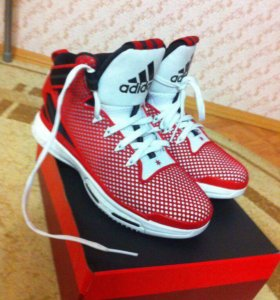 Adidas D Rose 6 (Red)