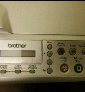 Принтер\копир\сканер Brother DCP-110C
