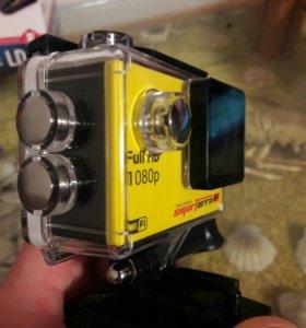 Экшен камера smarterra w4