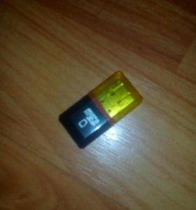 MicroSD ридер