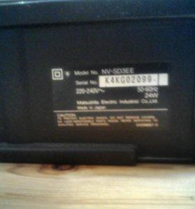 Кассетный видеомагнитофон