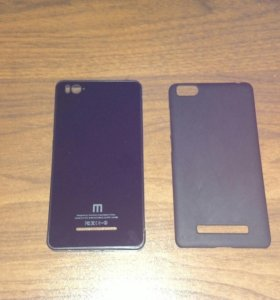 2 бампера на xiaomi mi4i/mi4c.