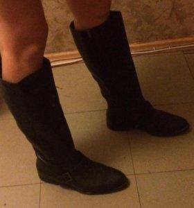Модные сапоги bershka