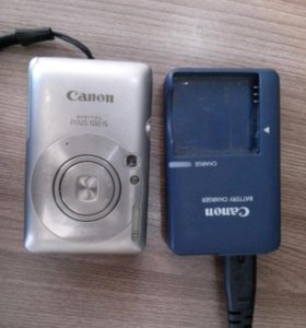 Canon IXUS100 IS