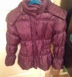 Куртка Zara kids для девочек.
