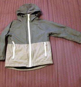 Куртка на флисе некст( Next)