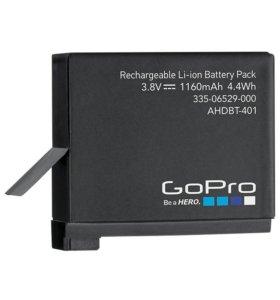Аккумулятор GoPro HERO4 AHDBT-401