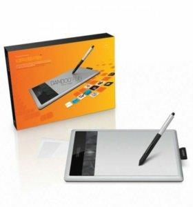 Wacom Bamboo Fun Pen Touch S.  Графический планшет