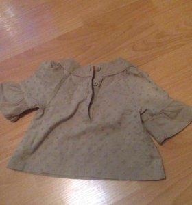Блузка(кофточка)