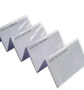 Карты доступа RFID прокси карта тонкая
