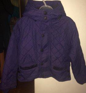 Детская курточка)