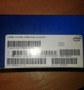 Процессор INTEL CELERON G3900 2.8GHZ (новый)