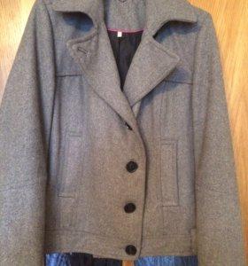 Короткое пальто-куртка