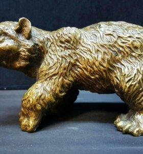 Медведь. Бронза