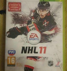 NHL 11 для XBOX 360