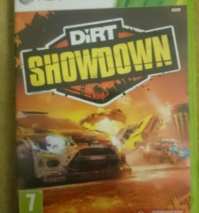 Dirt Showdown для XBOX 360