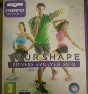Your Shape Fitness Evolved 2012 для XBOX 360