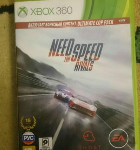 Need for Speed Rivals для XBOX 360