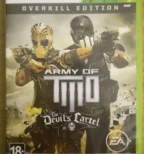 Army of Two для XBOX 360