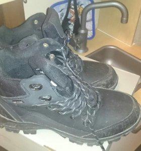 Зимние ботинки для мальчика 39