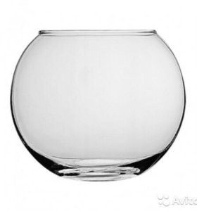 Аквариум шар 10 литров