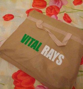 Vital rays термоковер нефрит фотоновый коврик