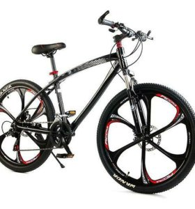 Велосипед BMW X1 черный