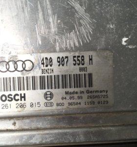 4d0907558h блок управления а8