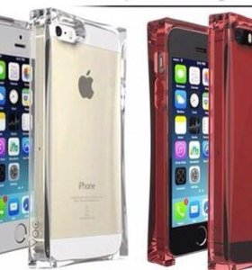 Чехол Льдинка для Apple iPhone 5/5s iPhone SE