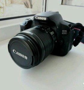 Зеркальная камера Canon EOS 650D Kit 18-55mm DC