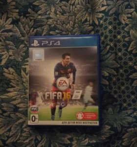 Fifa 16 для ps4 playstation 4