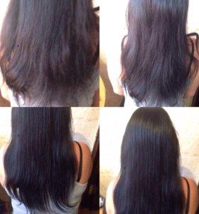 Полировка для волос
