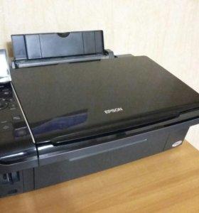 Принтер Epson Stylus TX410