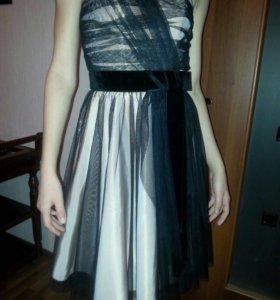 Платье на выпускной Кира Пластинина