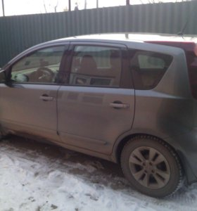 Nissan Nout, 2011; дв.1,4; МТ.