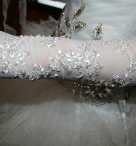 Свадебное платье раз. 44-46