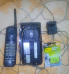 Телефон panasonic KX-TC1205rub