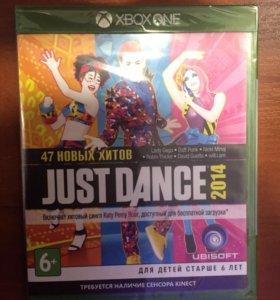"""Игра на ХВох One """"Just Dance """""""