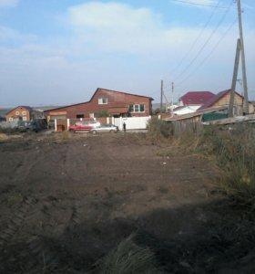 Земельный участок в Емельяново