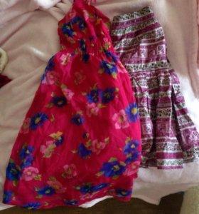Платье, юбки