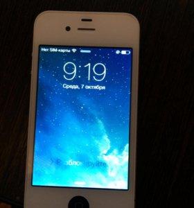 Айфон 4 на 16 g