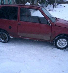 Продам автомобиль ОКА 1111..2000г