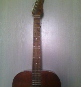 Гитара акустическая концертная