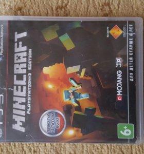 Minecraft PE на Ps3