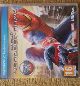 Amazing Spider Man на Ps3