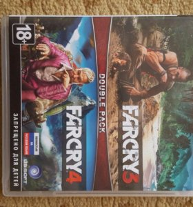 Farcry3 и Farcry4 на Ps3