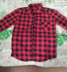 Коассная рубашка