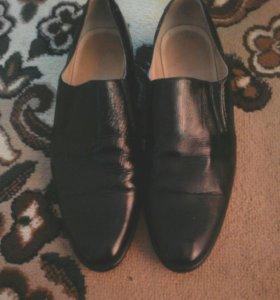 Туфли для военных.торг.