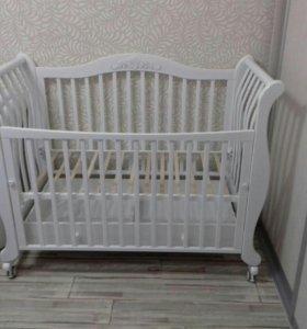 Детская кровать габриэлла